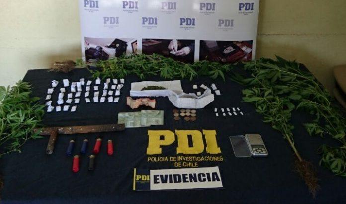 Resultado de imagen para microtrafico de drogas en chile