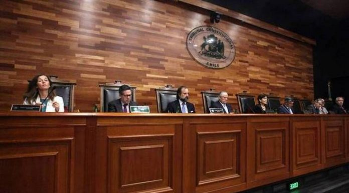 Tribunal Constitucional 2020